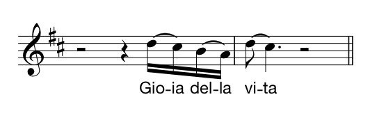 Ramazzotti Sound Logo