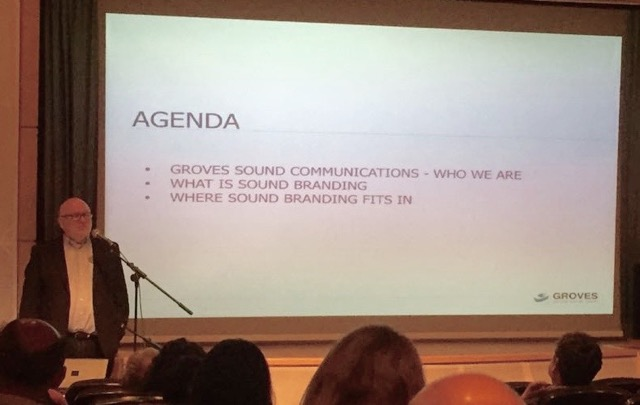 Sound Branding and its opportunities | Valencia, Spanien