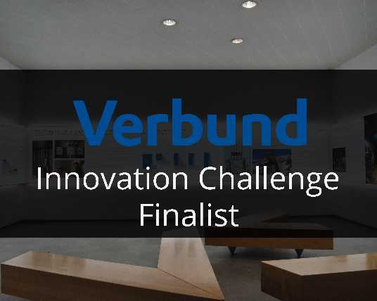 GROVES is Finalist in der Verbund Innovation Challenge 2017