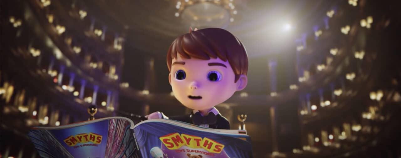 Wenn ich ein Spielzeug wär - Smyths Toys Kampagne unter den erfolgreichsten des Jahres!